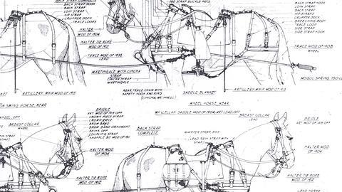 "Craft in America -- Eugene Burks Jr. explains ""Line of Draft"""