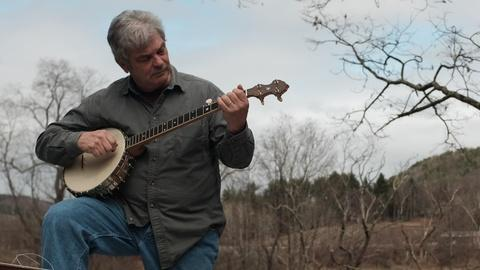 Craft in America -- S7: Banjo maker Jim Hartel on the African heritage and banjo