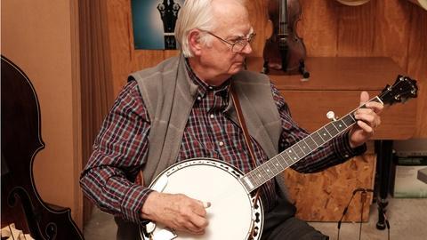 Craft in America -- S7 Ep1: William L. Ellis & Tony Ellis on banjos, fiddle and