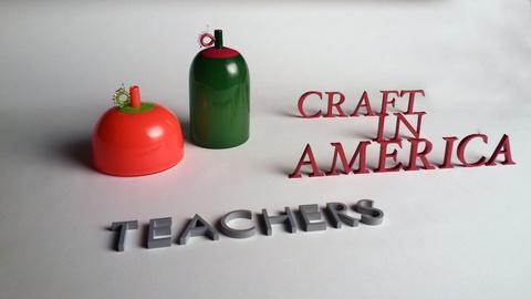Craft in America -- TEACHERS episode preview 1 min