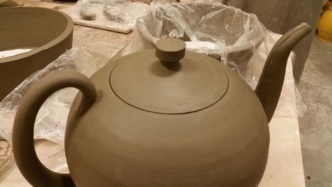 Craft in America -- S8 Ep1: Linda Sikora Assembles Teapot