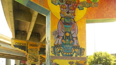 Craft in America -- S4: Tanya Aguiñiga on Chicano Park