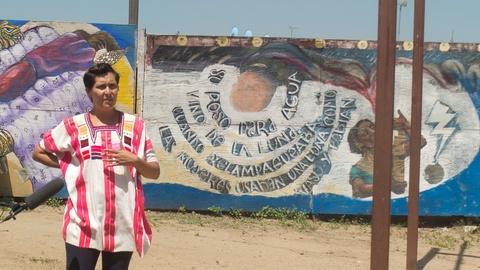 Craft in America -- S4: Tanya Aguiñiga on the community of Maclovio Rojas in Mex