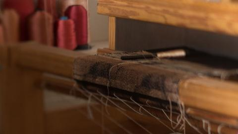Craft in America -- S4 Ep2: Lia Cook on her Jacquard loom