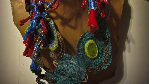 Craft in America -- S3: Dr Leslie King Hammond on bead artist Joyce J Scott