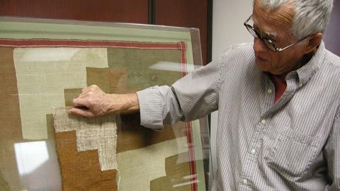 Craft in America -- S2 Ep1: Jim Bassler on Peruvian textiles