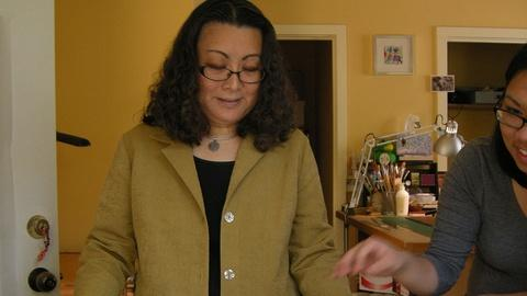 Craft in America -- S2 Ep2: Book artist Julie Chen on how she discovered book ar