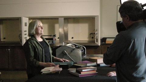 Craft in America -- S2: Kathleen Walkup on book arts history