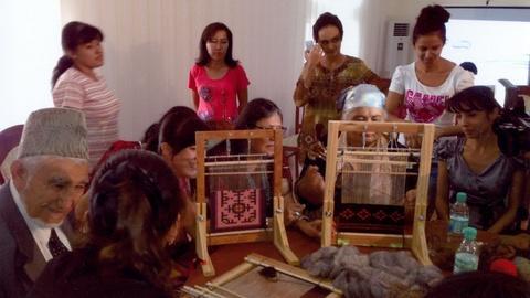 Craft in America -- S8 Ep1: Barbara Teller Ornelas on weaving