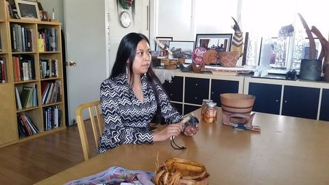 Craft in America -- S8: Miranda Belarde-Lewis on traditional ecological knowledg
