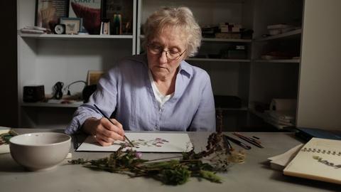 Craft in America -- S8 Ep2: Mary Merkel-Hess on the prairie garden as inspiratio