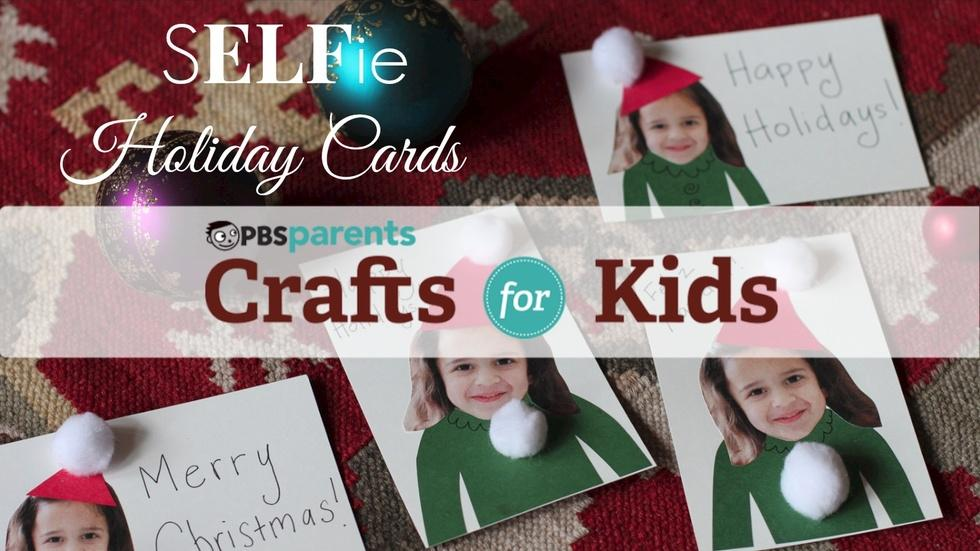 SELFie Holiday Cards image