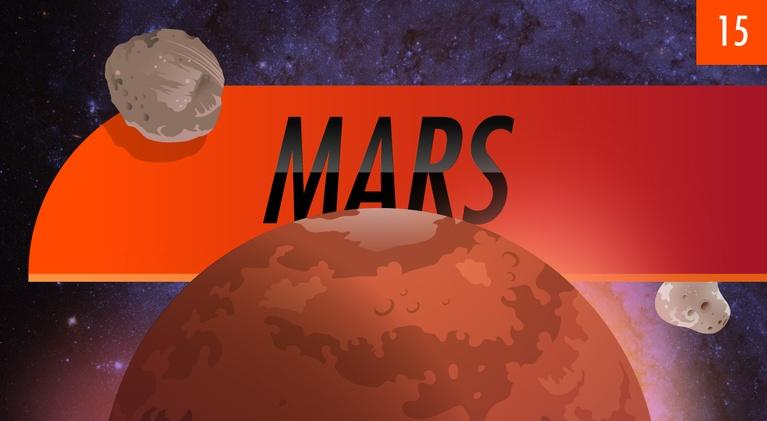 Crash Course Astronomy: Mars: Crash Course Astronomy #15