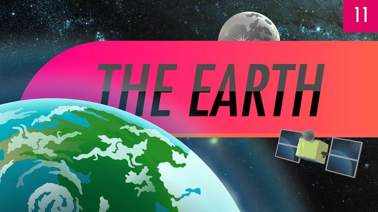 Crash Course Astronomy: The Earth: Crash Course Astronomy #11
