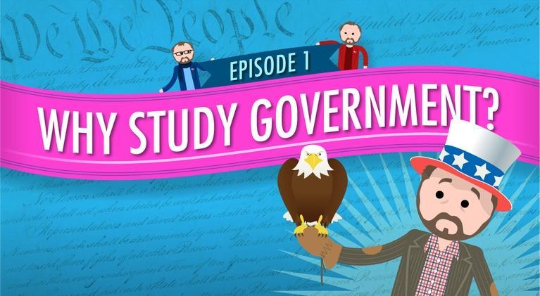 Crash Course Government and Politics: Introduction: Crash Course U.S. Government and Politics #1