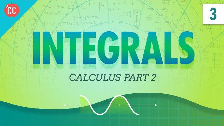 Crash Course Physics: Integrals: Crash Course Physics #3
