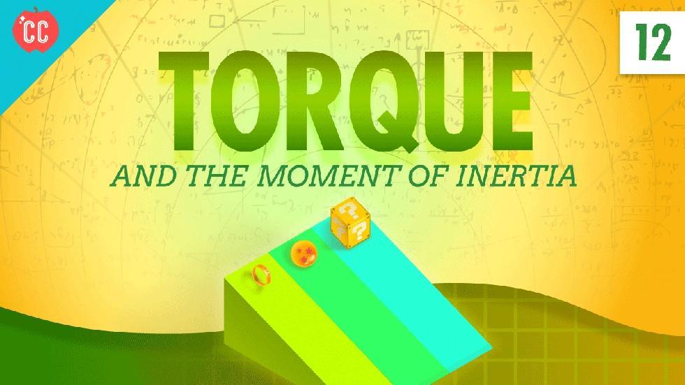 Torque: Crash Course Physics #12 image