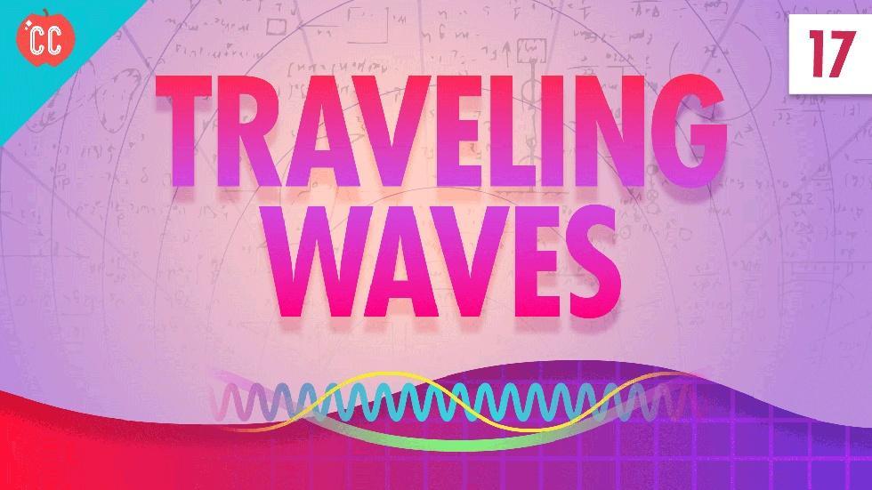Traveling Waves: Crash Course Physics #17 image