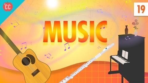 Crash Course Physics -- The Physics of Music: Crash Course Physics #19