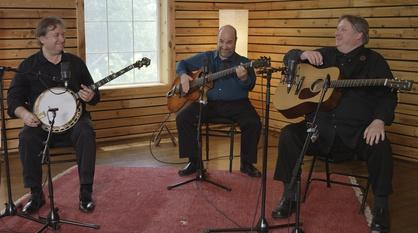 David Holt's State of Music -- The Kruger Brothers: A New Country