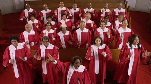David Holt's State of Music -- Doyle Lawson and the St. John Unity Choir