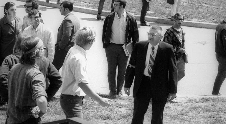 The Day the '60s Died: Moments After the Shooting