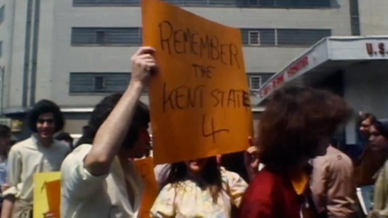 The Day the '60s Died: The Rise of the Student Protest Movement