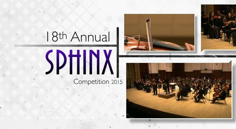 Detroit Arts: 18th Annual Sphinx Finals Competition - Broadcast Version