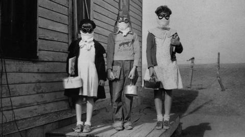 The Dust Bowl -- Making The Dust Bowl | Eyewitnesses