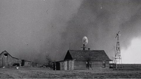 Woody Guthrie: The Great Dust Storm