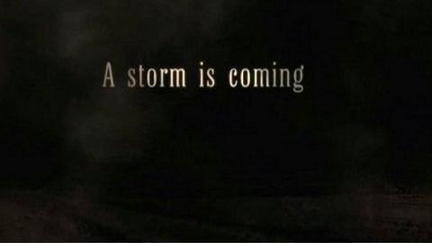 The Dust Bowl -- A Storm is Coming