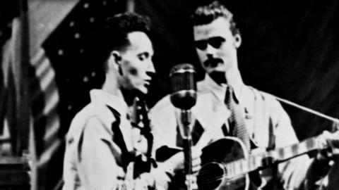 The Dust Bowl -- Woody Guthrie