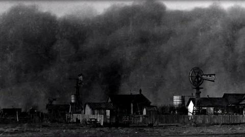The Dust Bowl -- Black Blizzards