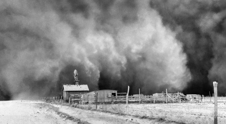 The Dust Bowl: Official Trailer