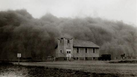 """The Dust Bowl -- """"Inside the Megastorm"""" followed by """"The Dust Bowl"""""""