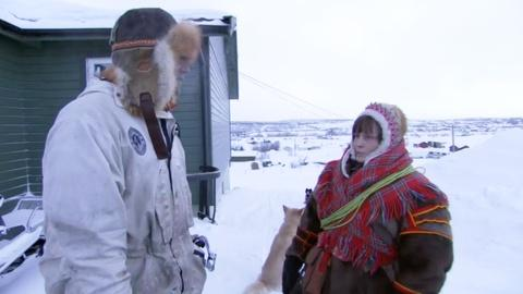 EARTH A New Wild -- An Interview About the Sami Way of Life