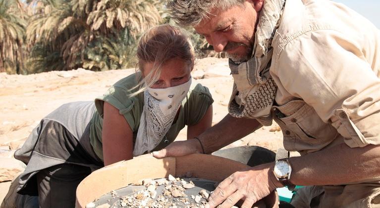 Egypt's Treasure Guardians: Preview