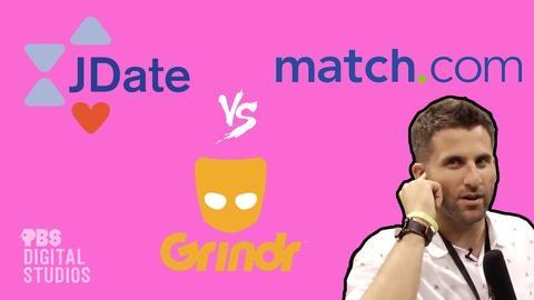 Everything But the News -- 03 - Modern Love: JDate, Match.com & Grindr