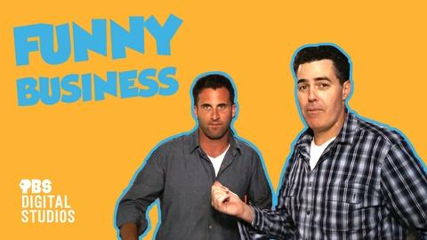 07 - Funny Business: A New Stage for Comedy