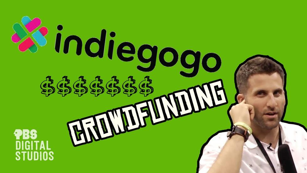 10 - The End? IndieGoGo to the Rescue? image