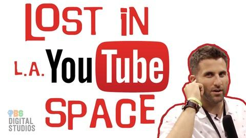 Everything But the News -- 09 - Lost in YouTube Space: Touring YouTube LA Studios
