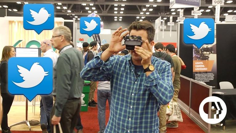 Everything But the News: Truth in Tweets @ SxSW