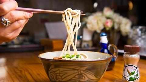 Family Ingredients -- Okinawa - Soki Soba