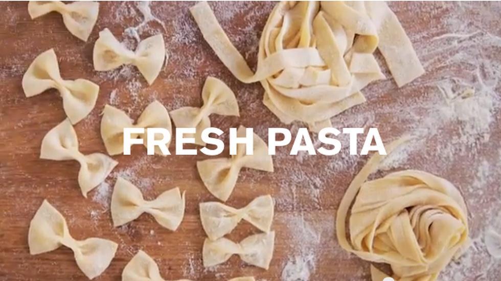 How to Make Fresh Pasta image