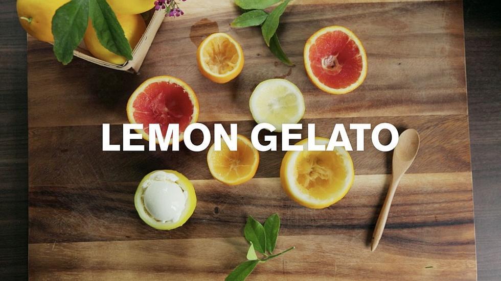 Lemon Gelato image