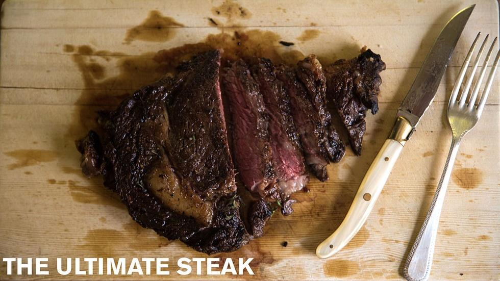 Cooking the Ultimate Steak  image