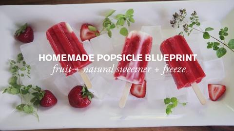Farm to Table Family -- Homemade Popsicles