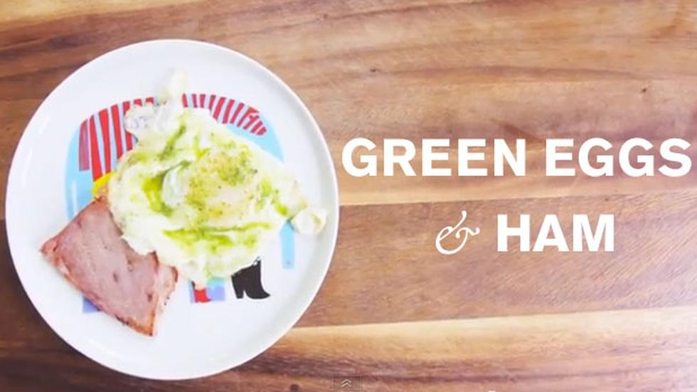 Green Eggs & Ham image