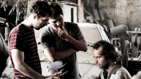 "Film School Shorts -- ""Genius From Quintino"" | Behind-the-Scenes"