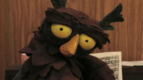"""Film School Shorts -- """"Owl and Mouse"""""""